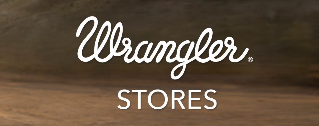 Wrangler Stores   With authentic style woven into each piece, Wrangler® clothing combines quality, craftsmanship and superior design into both long-loved and contemporary looks.